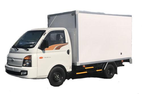 Hyundai Porter (doanh số: 7.875 chiếc).