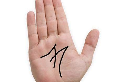 Người có chỉ tay hình chữ M luôn sung sướng