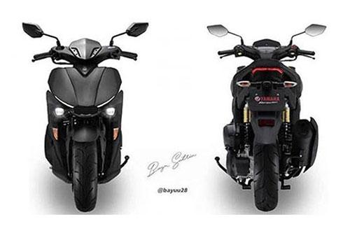 Yamaha NVX 155 2020.