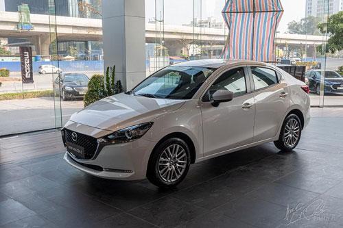 Mazda2 Sedan 2020. Ảnh: Oto.com.vn.