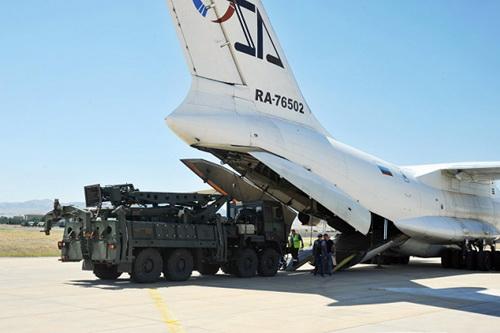 Iraq khó lòng tiếp cận các tổ hợp S-300/400 của Nga khi Mỹ đã triển khai Patriot. Ảnh:RT.
