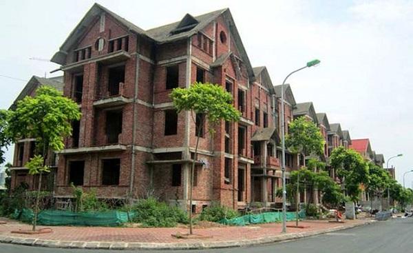 Lượng hàng tồn kho bất động sản tại TP.HCM đang tăng rất nhanh.