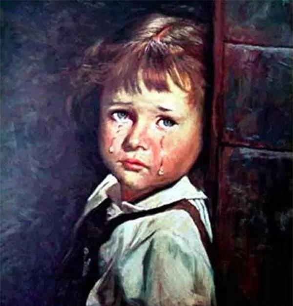 """Giải mã lời nguyền chết chóc bí ẩn xung quanh bức tranh nổi tiếng """"Cậu bé khóc"""" - 5"""