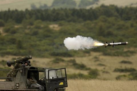 Tên lửa Javelin.