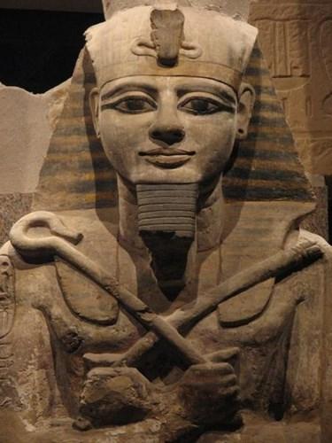Pharaoh Ramsess II