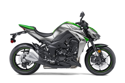 Kawasaki Z1000 ABS.