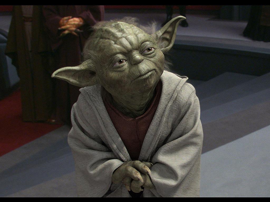 """Loài dơi giống hệt với nhân vật ngoài hành tinh Jedi Master Yoda trong bộ phim """"Chiến tranh giữa các vì sao""""."""