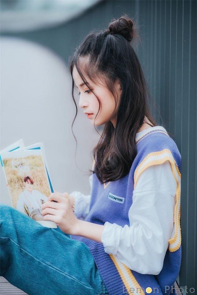 Nữ sinh xinh đẹp gây chú ý bởi nét mặt giống ca sĩ Chi Pu - 5
