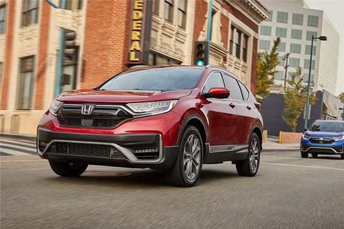 Honda CR-V Hybrid 2020.