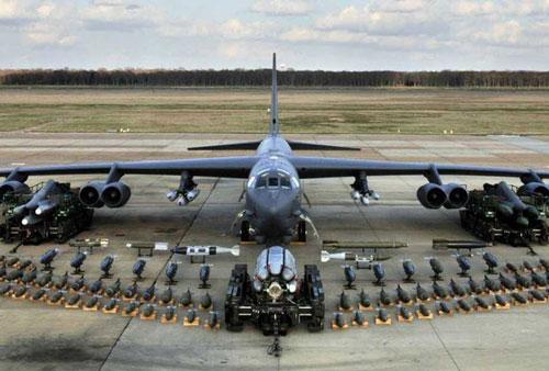 Máy bay B-52 của Không quân Mỹ