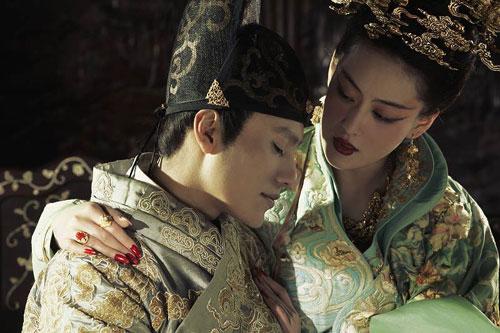Lịch sử Trung Hoa không thiếu những phi tần, mỹ nữ cả gan thông dâm với cả thái giám.
