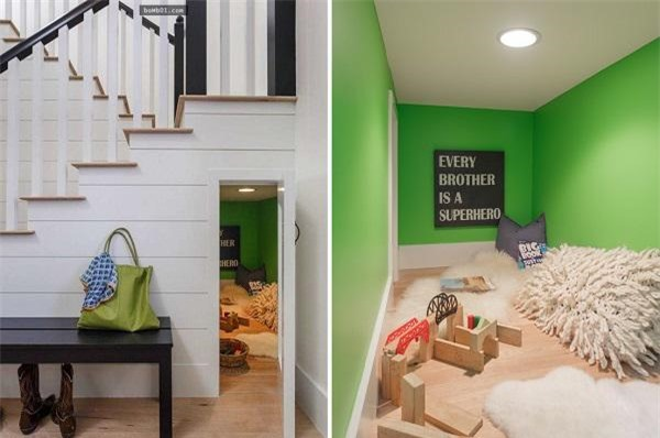 Đừng bỏ trống gầm cầu thang vì biết cách tận dụng, nhà chật đến mấy cũng sẽ rộng gấp đôi - 8