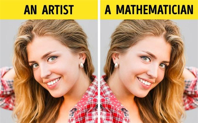 Khuôn mặt bạn tiết lộ tính cách gì?
