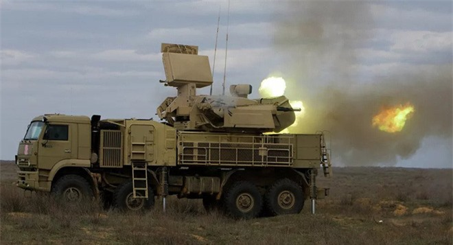 Tên lửa Pantsir Nga phản pháo ở Syria: Thổ Nhĩ Kỳ đã chứng kiến thời khắc đen tối nhất! - Ảnh 2.