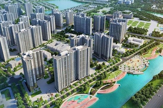 Dự án Vinhomes Ocean Park Gia Lâm với các căn hộ nhỏ diện tích từ 28m2