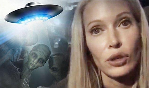 Lisa tuyên bố cô là con lai người ngoài Trái Đất.