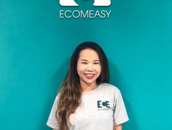 Theo bà Nguyễn Trần Bích Ngọc, người sáng lập startup EComEasy (ECE).