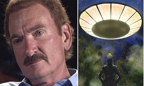 Việc bị người ngoài hành tinh bắt cóc cách đây 40 năm vẫn còn ám ảnh ông Travis Walton đến tận ngày nay. (Ảnh: Openminds.tv).