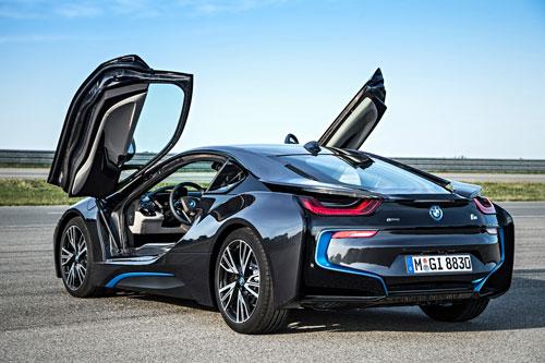 5. BMW i8.
