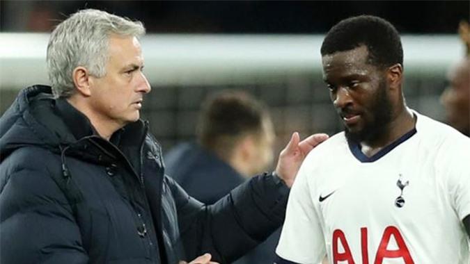 Mourinho công khai chỉ trích bản hợp đồng kỷ lục của Tottenham: Tanguy Ndombele