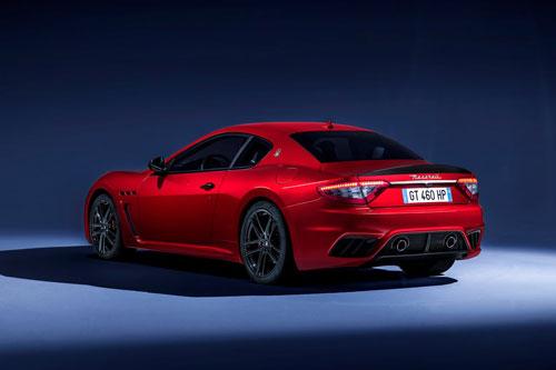 8. Maserati Granturismo.