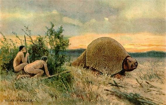 Đang đi chăn bò, tình cờ phát hiện hóa thạch quái vật 20.000 năm tuổi - Ảnh 3.