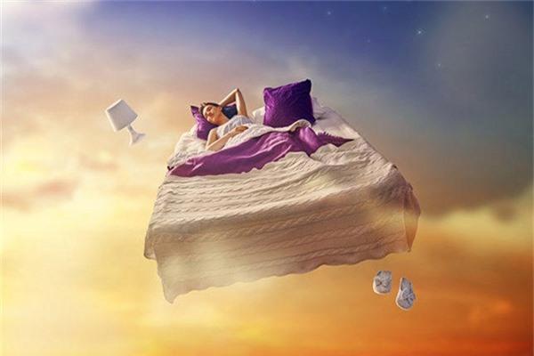 Mơ thấy mình đang rơi