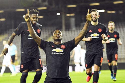 Chiến thắng ấn tượng trước LASK Linz nâng số trận bất bại liên tiếp của Man United lên con số 11.