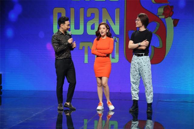 """Quang Trung """"bóc phốt"""" bạn thân Quốc Khánh ngay trên sóng truyền hình - Ảnh 2."""