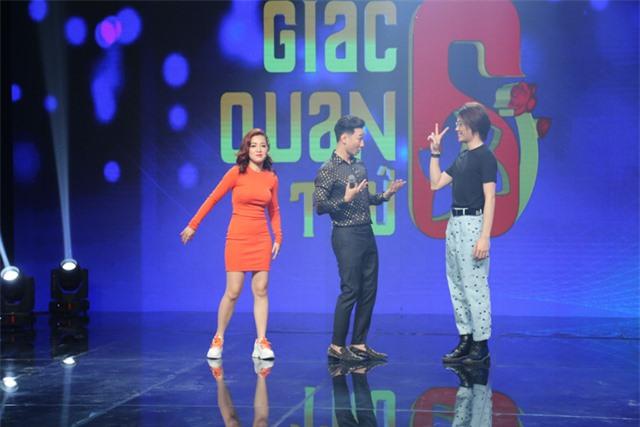 """Quang Trung """"bóc phốt"""" bạn thân Quốc Khánh ngay trên sóng truyền hình - Ảnh 3."""
