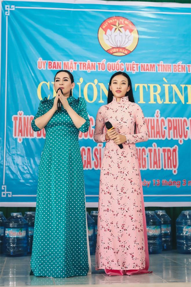 Sau khi hỗ trợ 200 triệu, Phi Nhung gấp rút tung MV kêu gọi ủng hộ miền Tây - Ảnh 7.