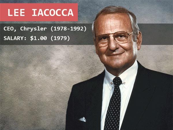 Sự thật đằng sau mức lương 1 USD của các CEO hàng đầu nước Mỹ - 6