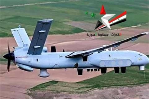 Syria banha UAV dat nhat,hiem nhat va duy nhat cua Ankara