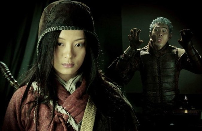 Tạo hình 'cái bang' của các sao nữ Hoa ngữ: Angelababy vẫn đẹp ngút ngàn, Thái Trác Nghiên khiến khán giả ám ảnh - Ảnh 3
