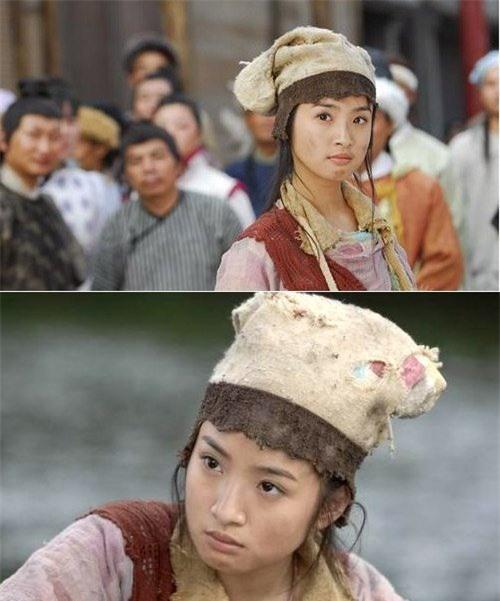 Tạo hình 'cái bang' của các sao nữ Hoa ngữ: Angelababy vẫn đẹp ngút ngàn, Thái Trác Nghiên khiến khán giả ám ảnh - Ảnh 5