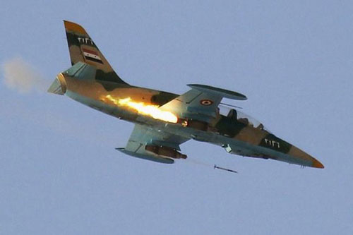 Trong những ngày gần đây, Không quân Thổ Nhĩ Kỳ đang đẩy mạnh hoạt động tác chiến trên bầu trời Syria, nhưng trong khi các máy bay không người lái gây thất vọng vì bị bắn hạ nhiều thì điều ngược lại đã đến với tiêm kích F-16