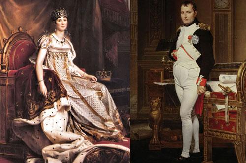 Bi kịch lớn nhất cuộc đời Hoàng đế Pháp là sự bất lực đến quá sớm trong đời sống tình dục.