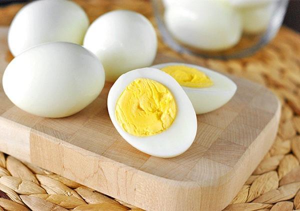 Trứng tốt cho mẹ bầu