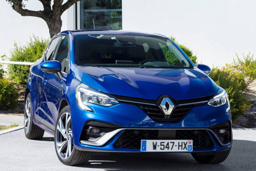 Renault Clio RS-Line 2020.
