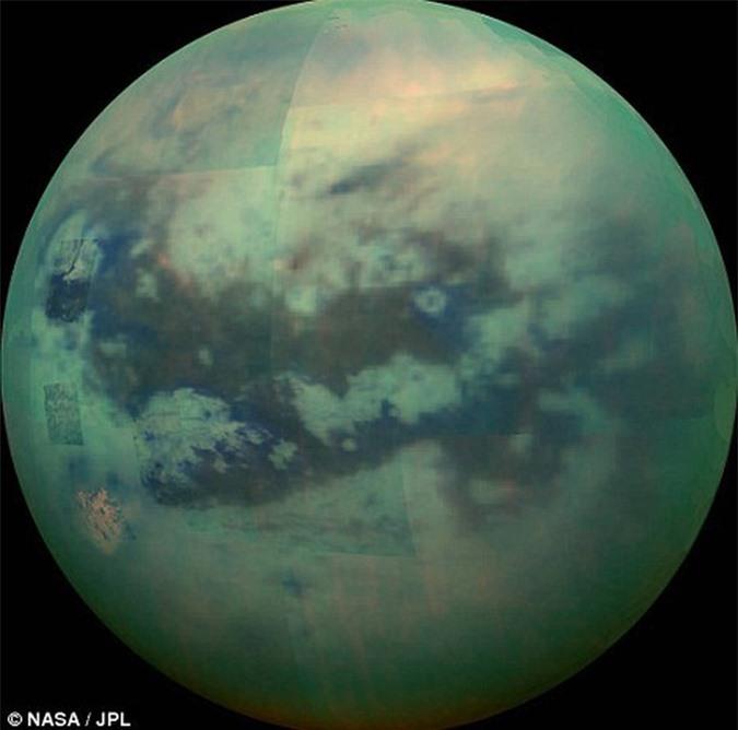 NASA tìm thấy một trái đất ngoài hành tinh - Ảnh 4.