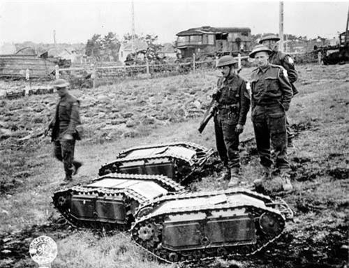 Những vũ khí kỳ lạ của Thế chiến 2 - 14