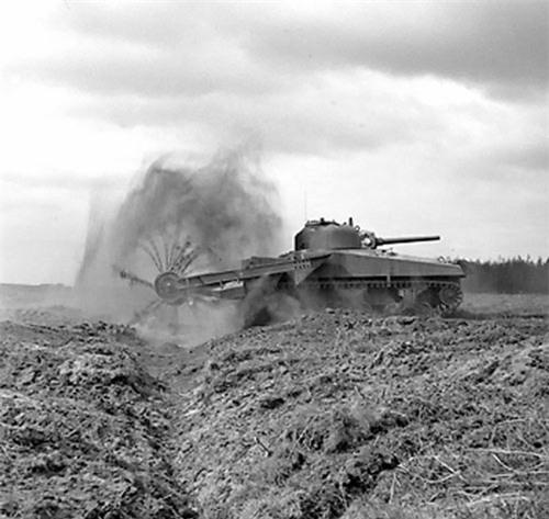 Những vũ khí kỳ lạ của Thế chiến 2 - 7