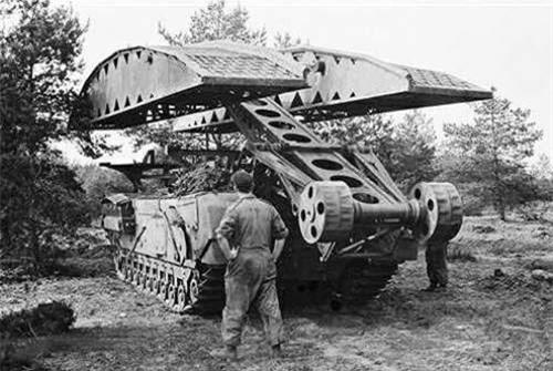 Những vũ khí kỳ lạ của Thế chiến 2 - 9