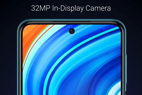 Máy ảnh selfie 32 MP.
