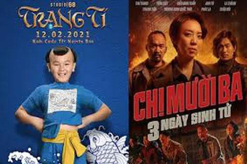 Nhiều tác phẩm điện ảnh Việt Nam phải dời ngày chiếu do dịch COVID-19