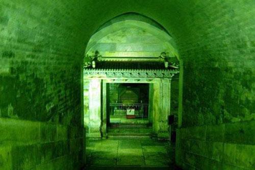 Hé lộ bí mật kinh hoàng từ lăng mộ của Từ Hy thái hậu khiến ai cũng run sợ. Ảnh nguồn: Internet.