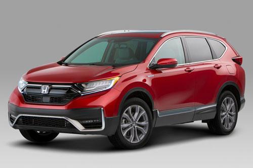 1. Honda CR-V (doanh số: 28.268 chiếc).