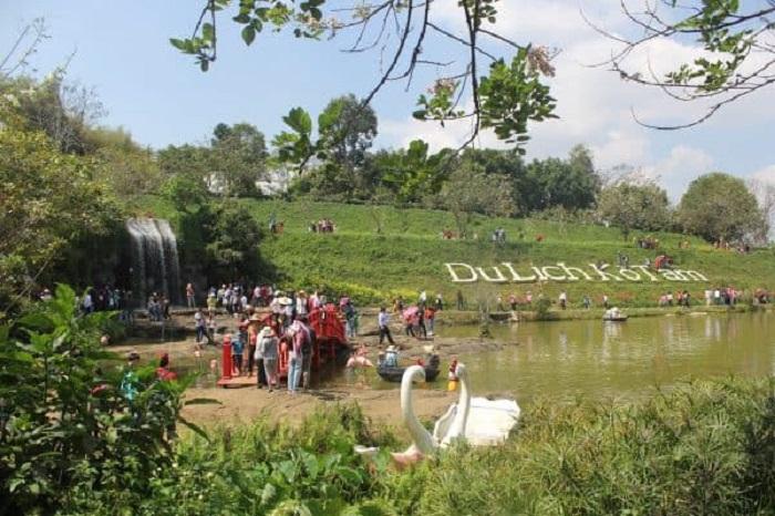 Khu Du lịch Sinh thái Văn hóa Cộng đồng Kotam (TP. Buôn Ma Thuột