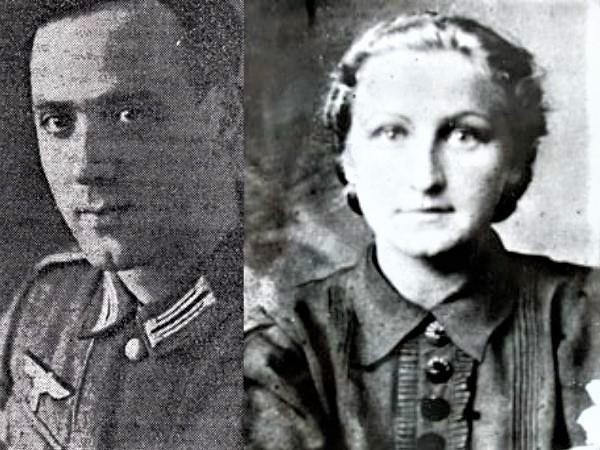 Masha và Adam đến với nhau bất chấp chiến tranh và mọi rào cản; Nguồn: Russian7.ru