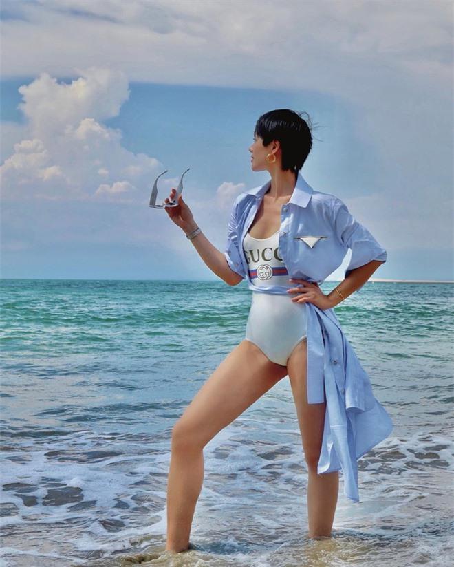 Bản sao Tâm Tít và cú lột xác đầy nóng bỏng của hot girl Khánh Linh - Ảnh 7.